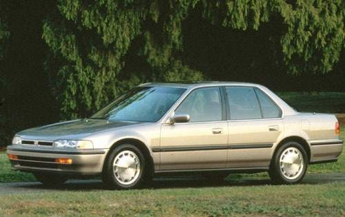 1993 Honda Accord #21