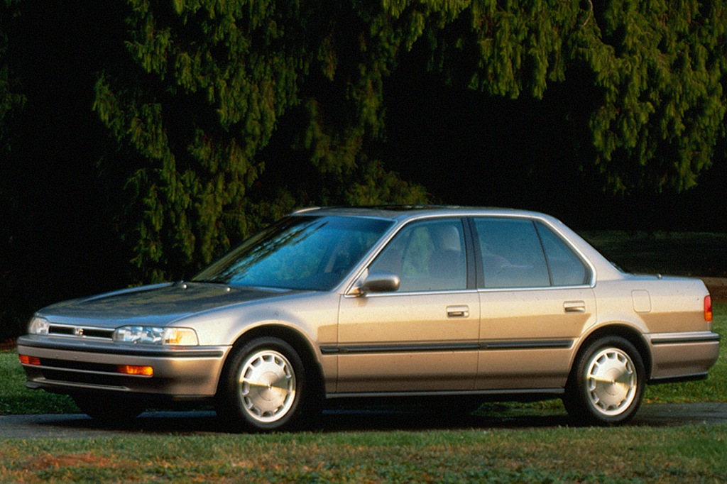 1993 Honda Accord #20