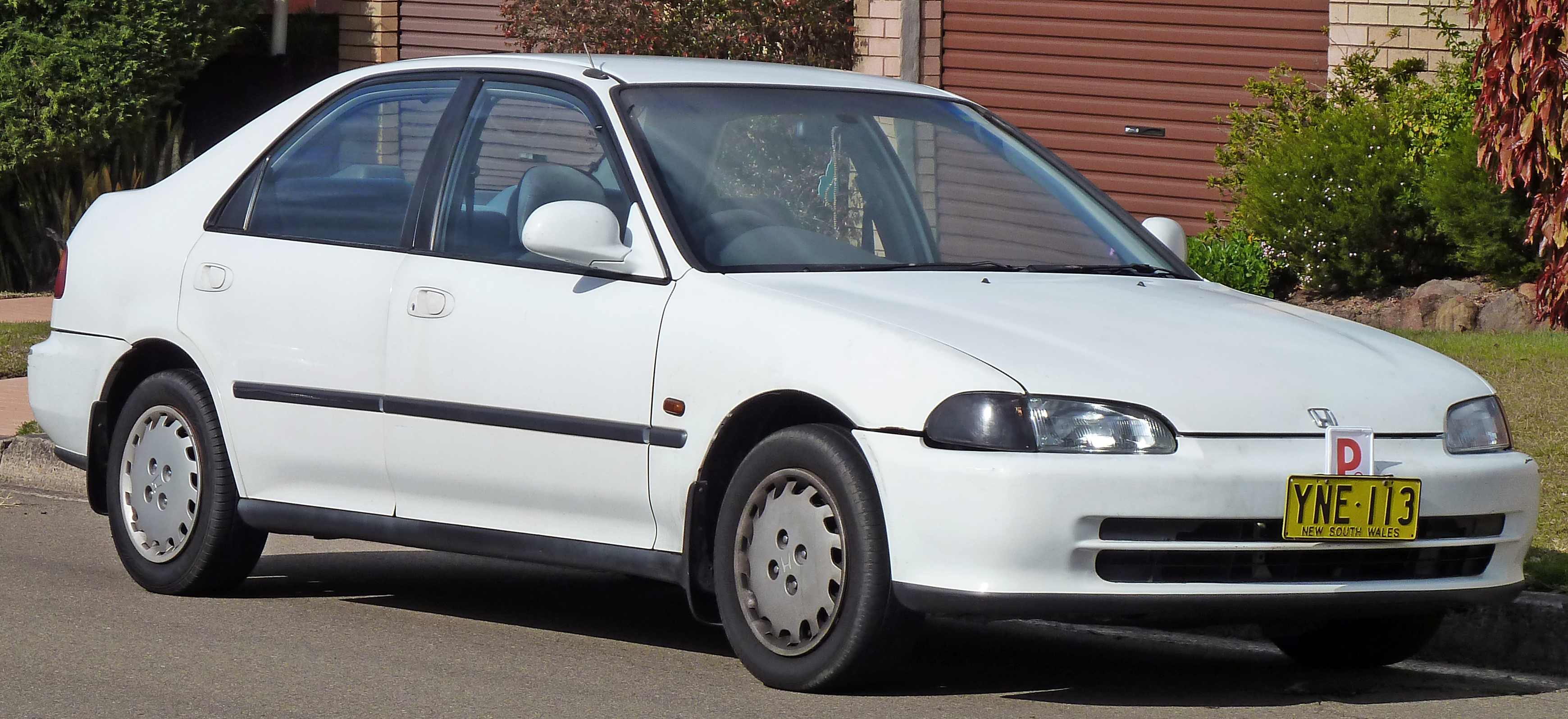 1993 Honda Civic #20