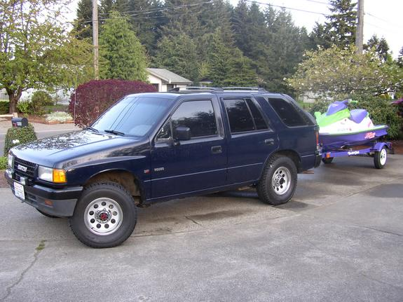 1993 Isuzu Rodeo #15