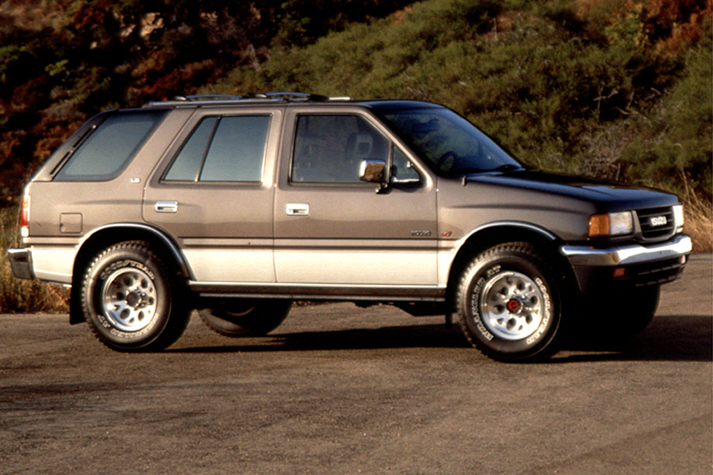 1993 Isuzu Rodeo #18
