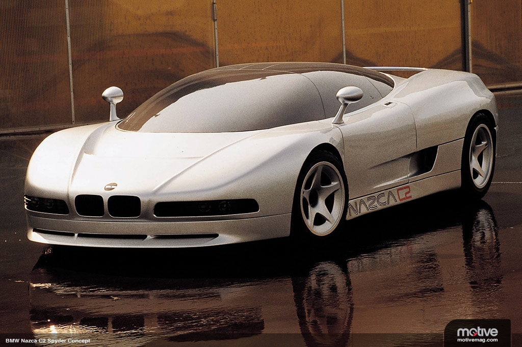 1993 Italdesign Nazca #20