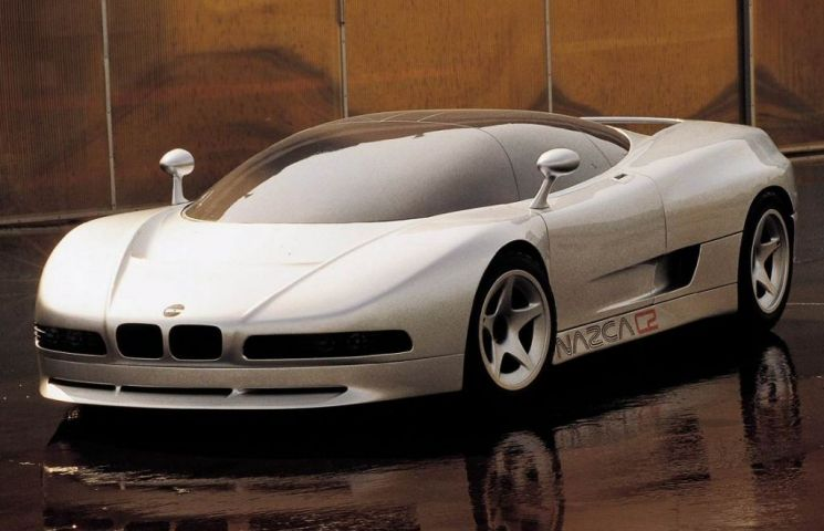 1993 Italdesign Nazca #21