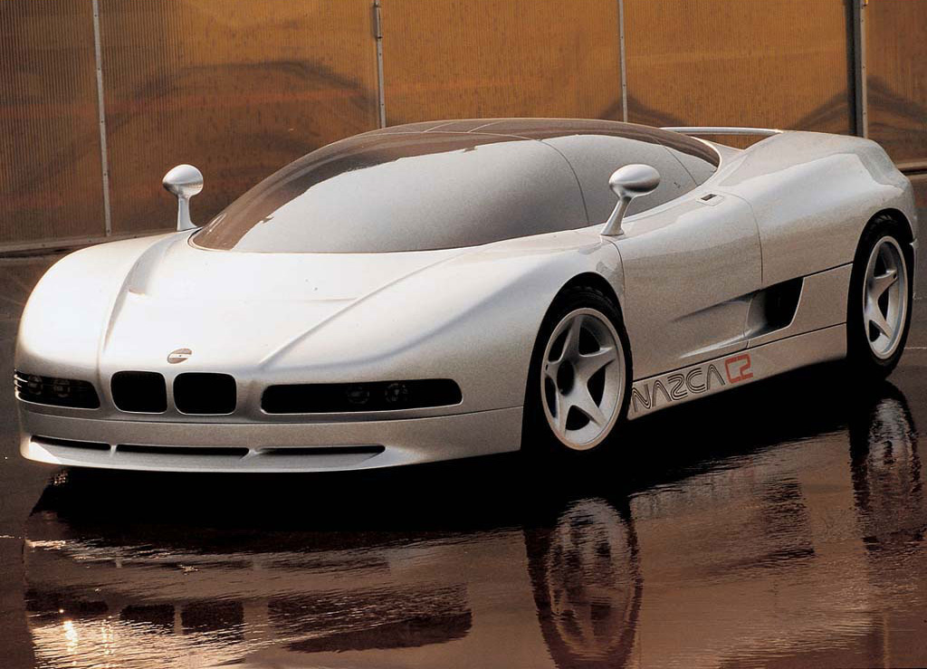 1993 Italdesign Nazca #19