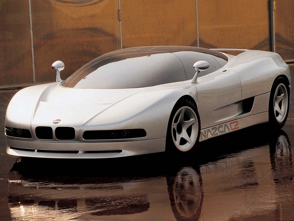1993 Italdesign Nazca #22