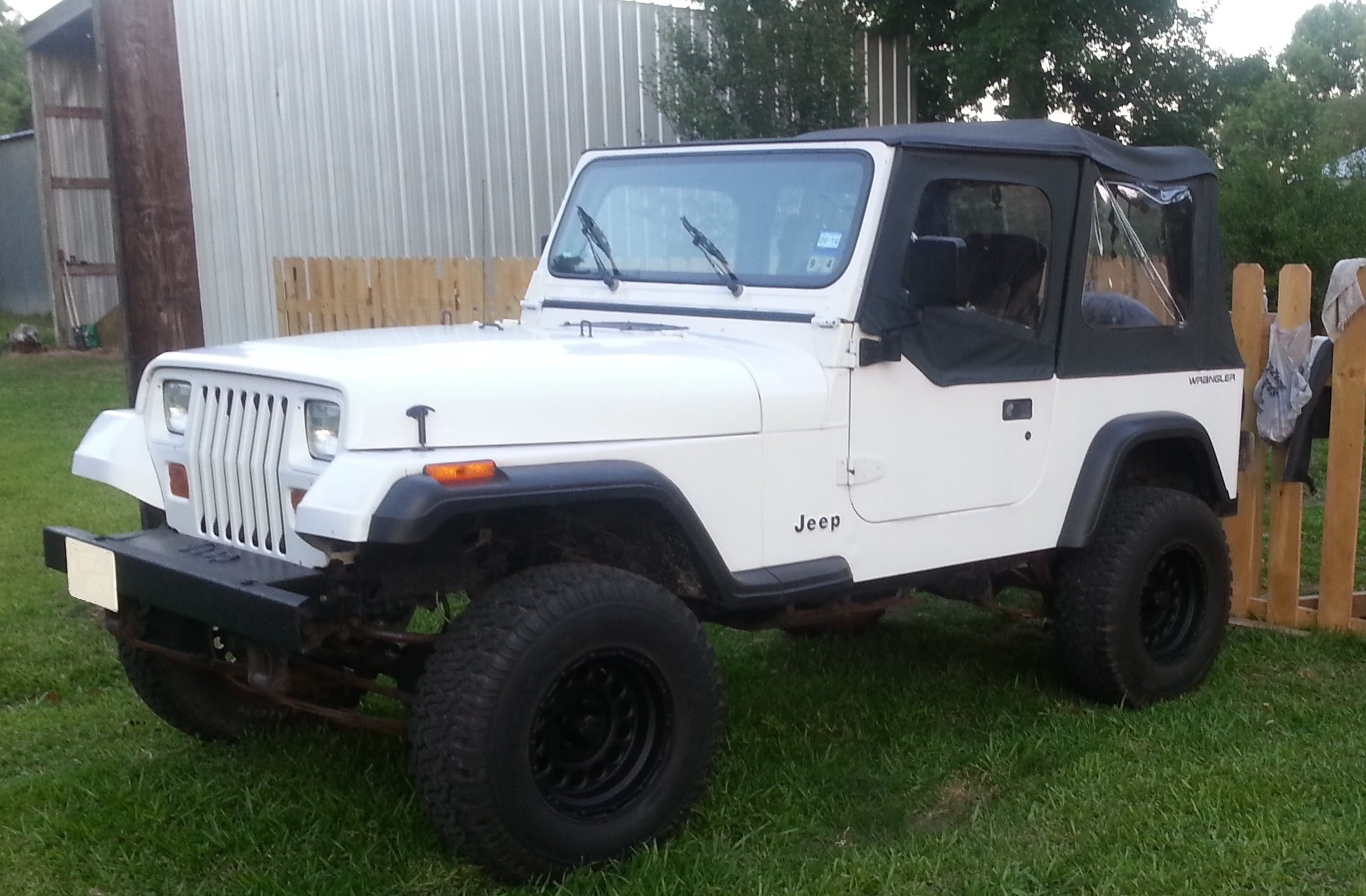 1993 jeep wrangler photos informations articles bestcarmag 2002 Lifted Jeep Wrangler 1993 jeep wrangler 19