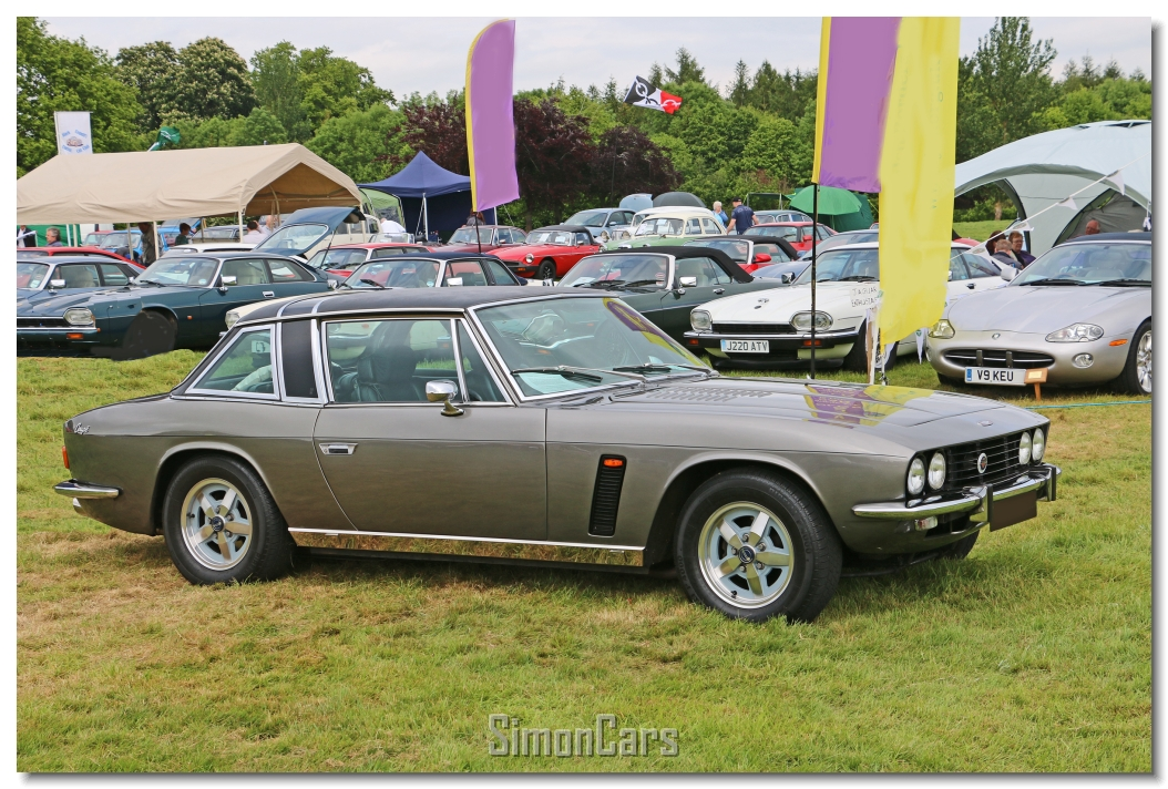 1993 Jensen Interceptor #13