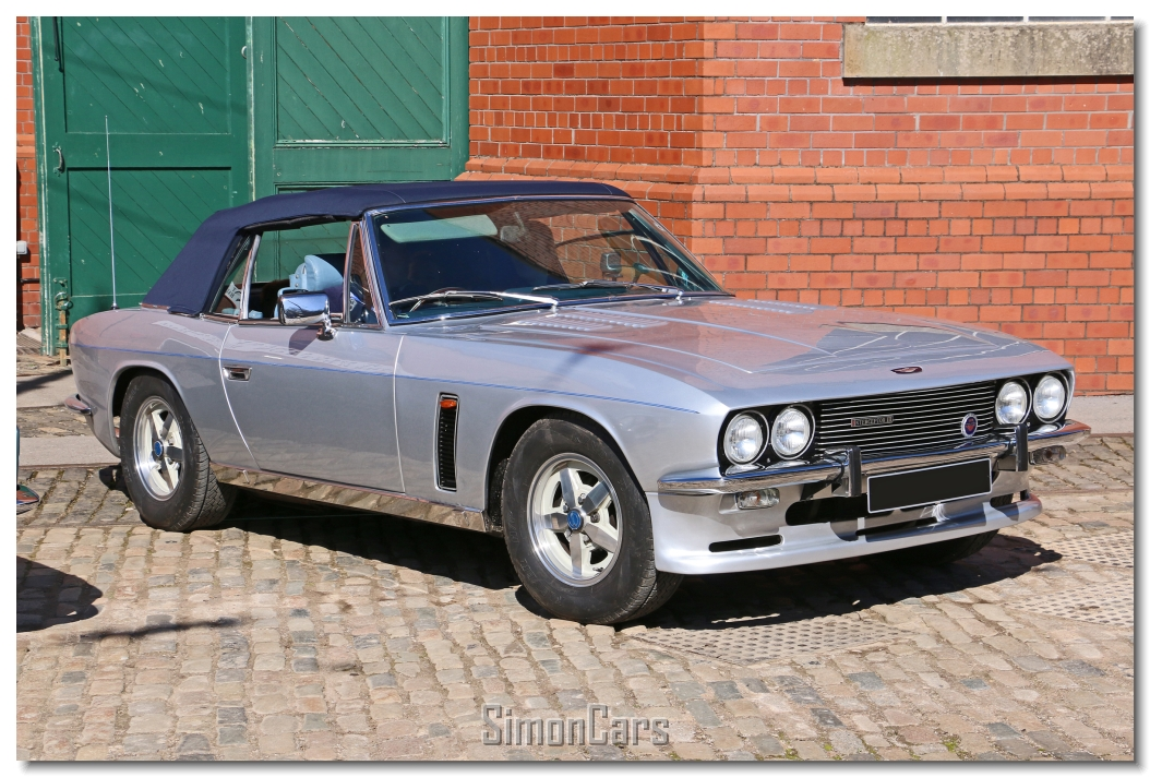 1993 Jensen Interceptor #14