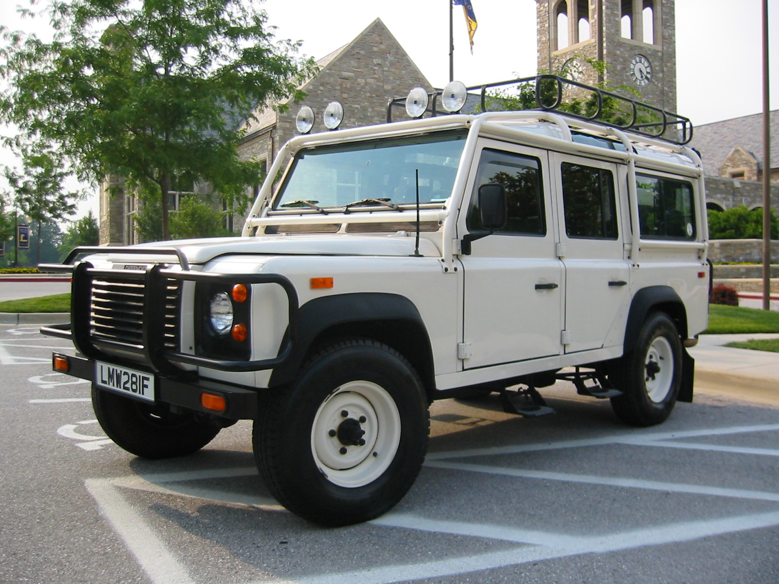 1993 Land Rover Defender #20