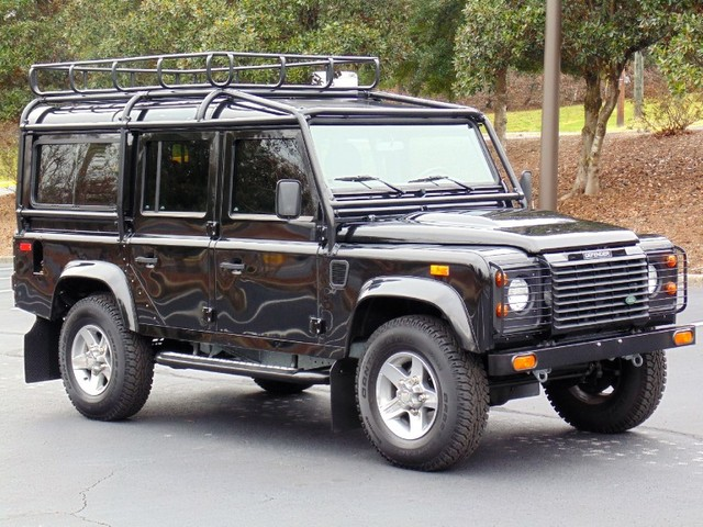 1993 Land Rover Defender #21