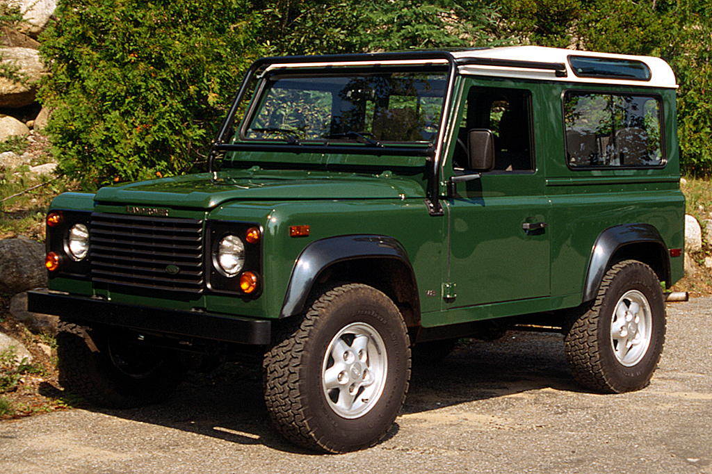 1993 Land Rover Defender #22