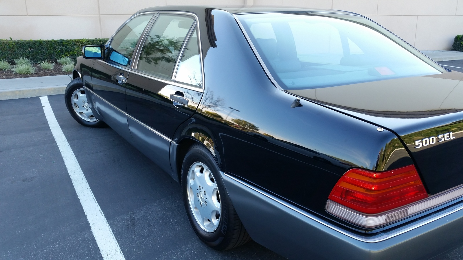 1993 mercedes benz 500 class photos informations