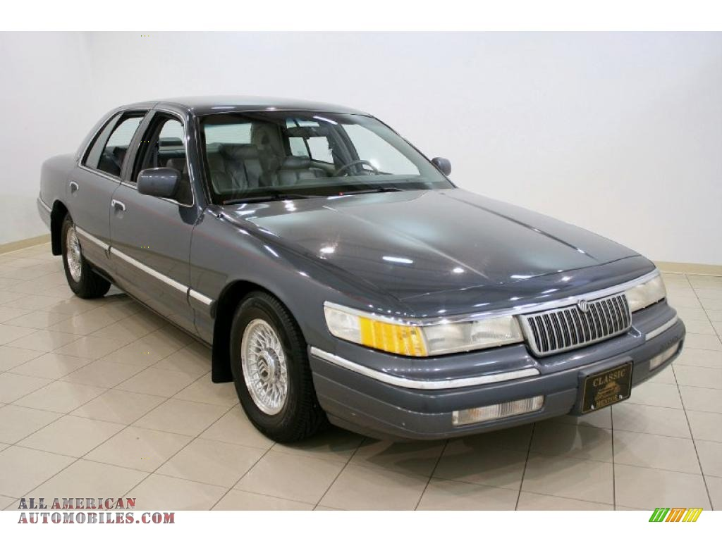 1993 Mercury Grand Marquis #21
