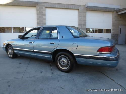 1993 Mercury Grand Marquis #20