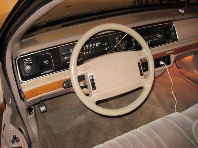 1993 Mercury Grand Marquis #17