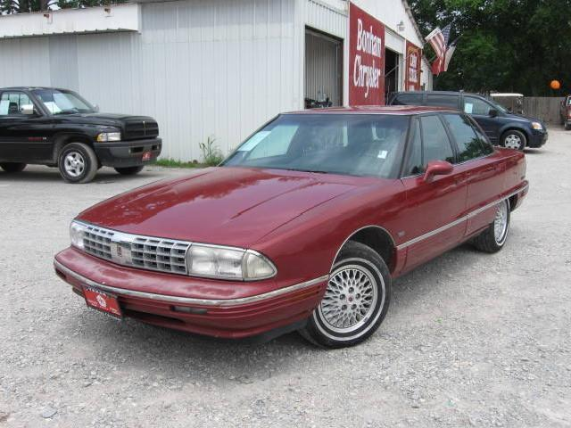 1993 Oldsmobile Ninety-eight #18