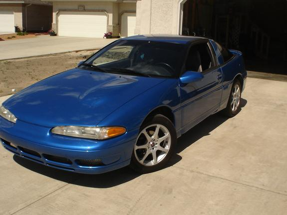 1993 Plymouth Laser #25