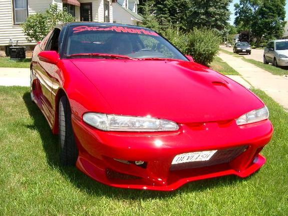 1993 Plymouth Laser #24