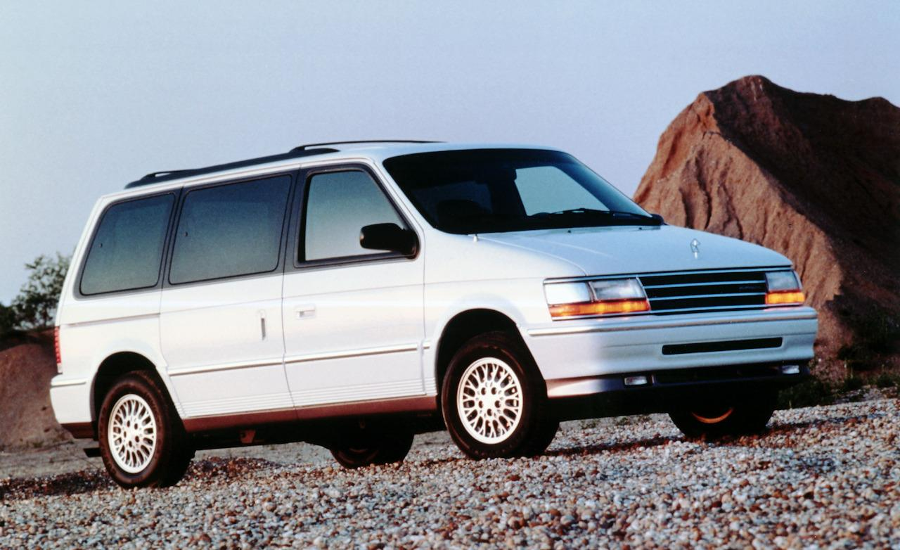 1993 Plymouth Voyager #19