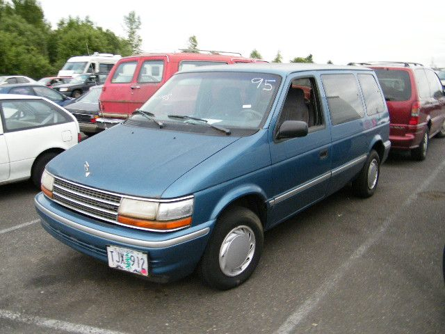 1993 Plymouth Voyager #20