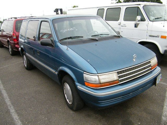 1993 Plymouth Voyager #18