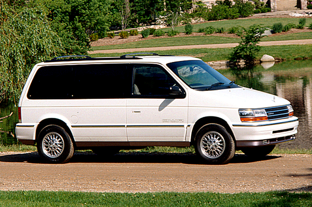 1993 Plymouth Voyager #17