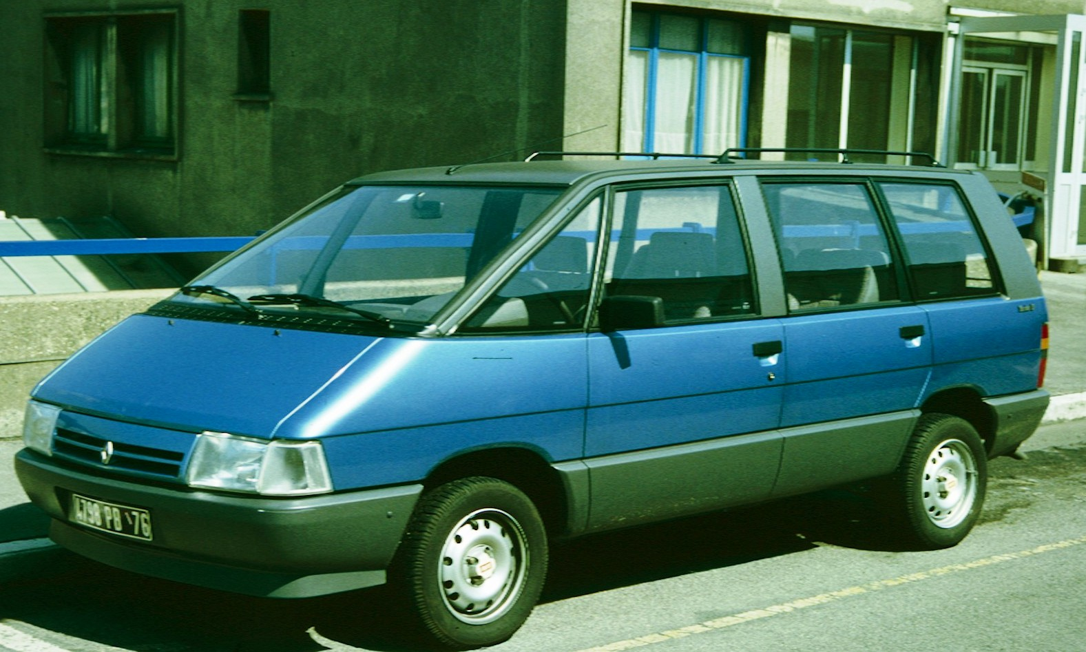 1993 renault espace photos informations articles. Black Bedroom Furniture Sets. Home Design Ideas