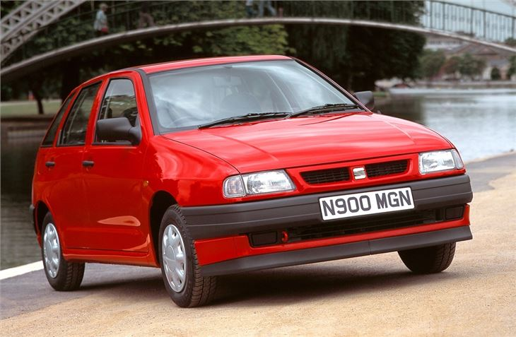 1993 seat ibiza photos informations articles. Black Bedroom Furniture Sets. Home Design Ideas