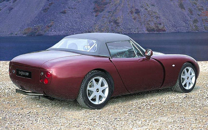 1993 TVR Griffith #15