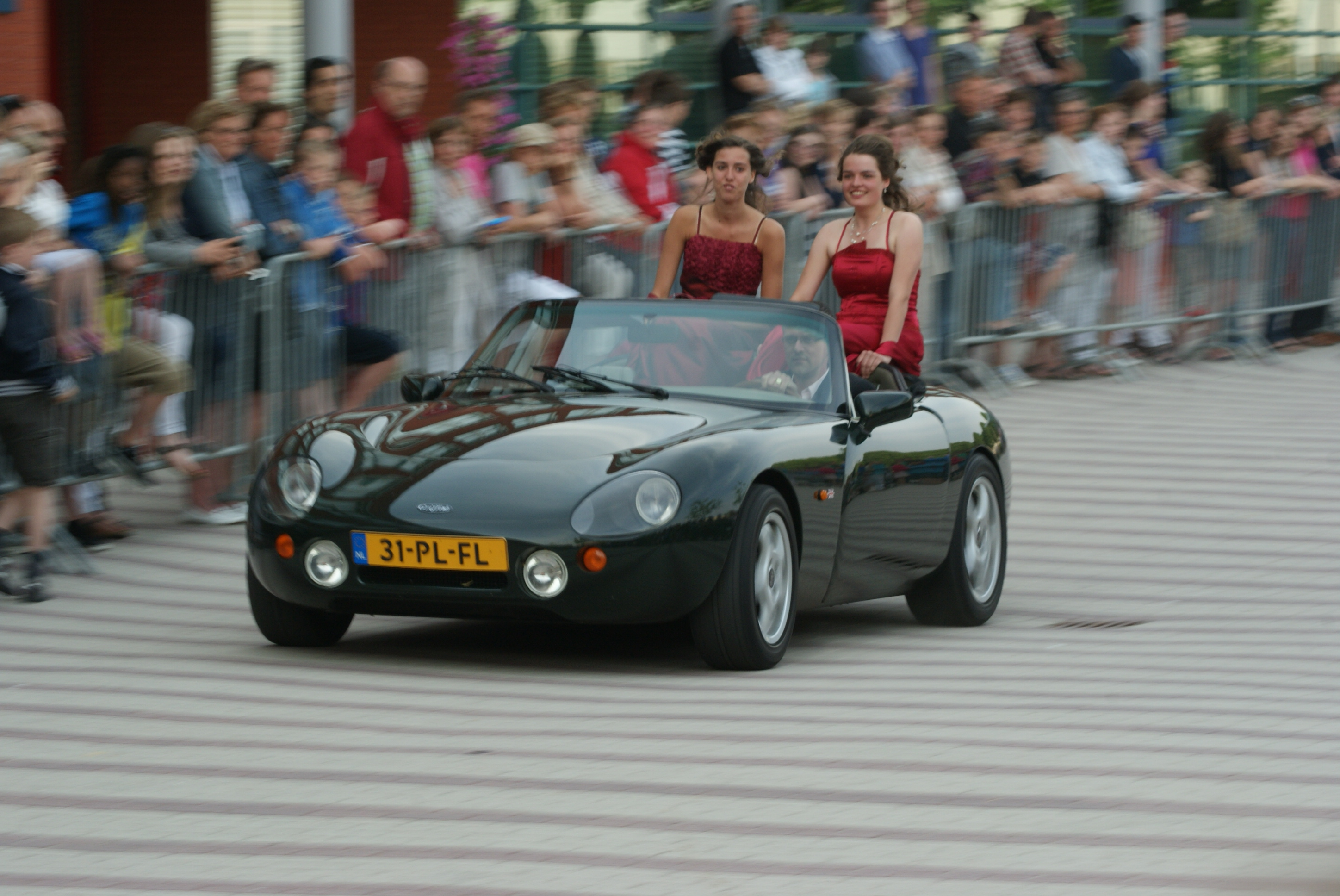 1993 TVR Griffith #14