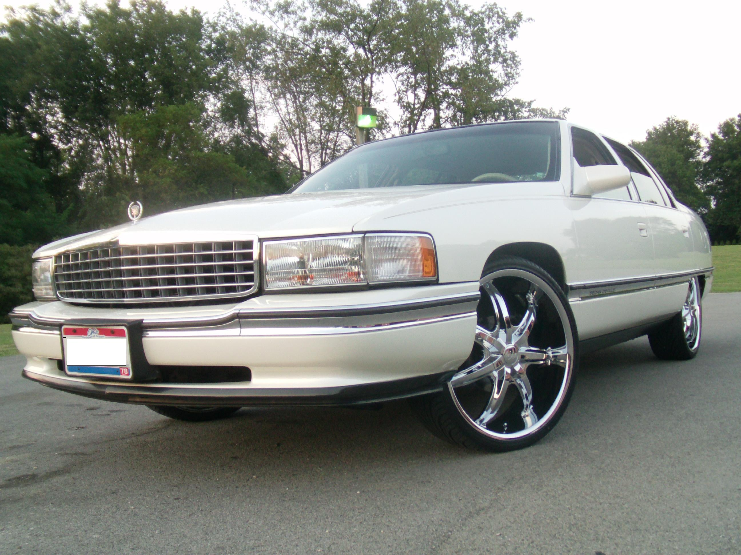 1994 Cadillac Deville Photos Informations Articles