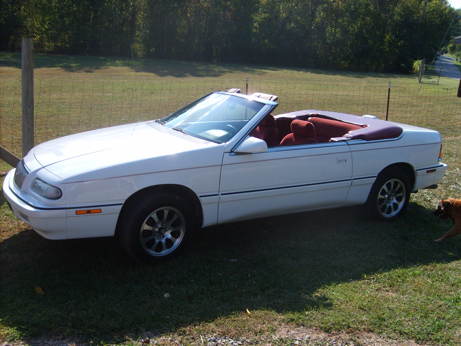 1994 Chrysler Le Baron #20