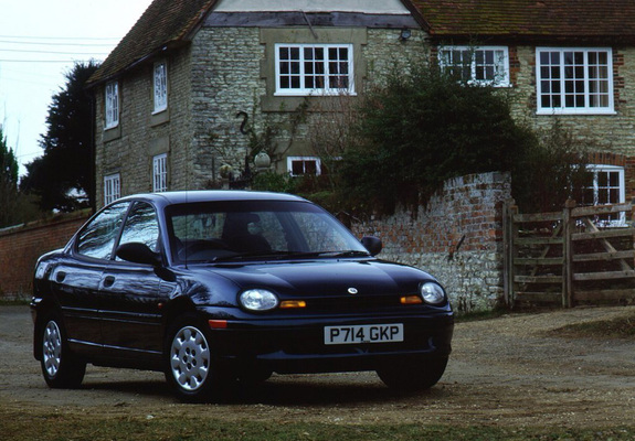 1994 Chrysler Neon #21