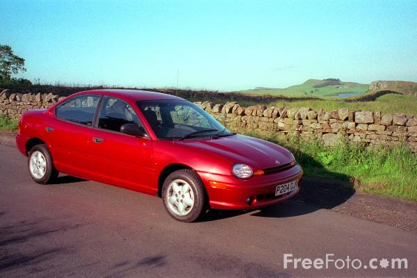 1994 Chrysler Neon #17