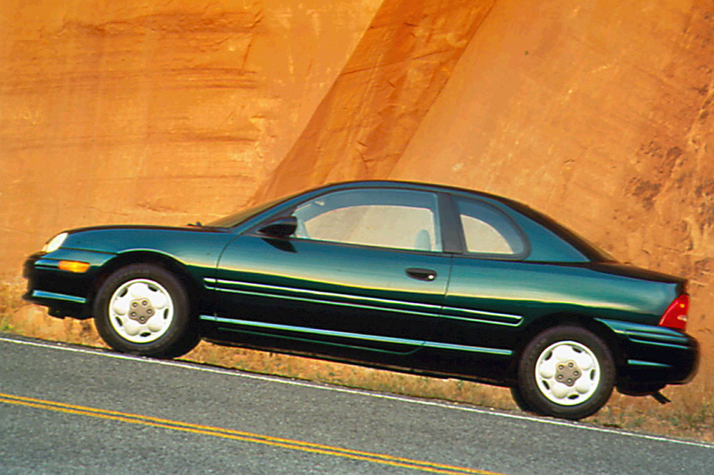 1994 Chrysler Neon #24