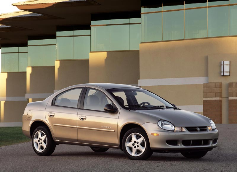 1994 Chrysler Neon #25