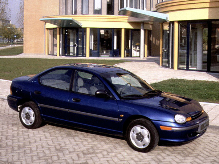 1994 Chrysler Neon #20