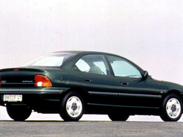 1994 Chrysler Neon #19