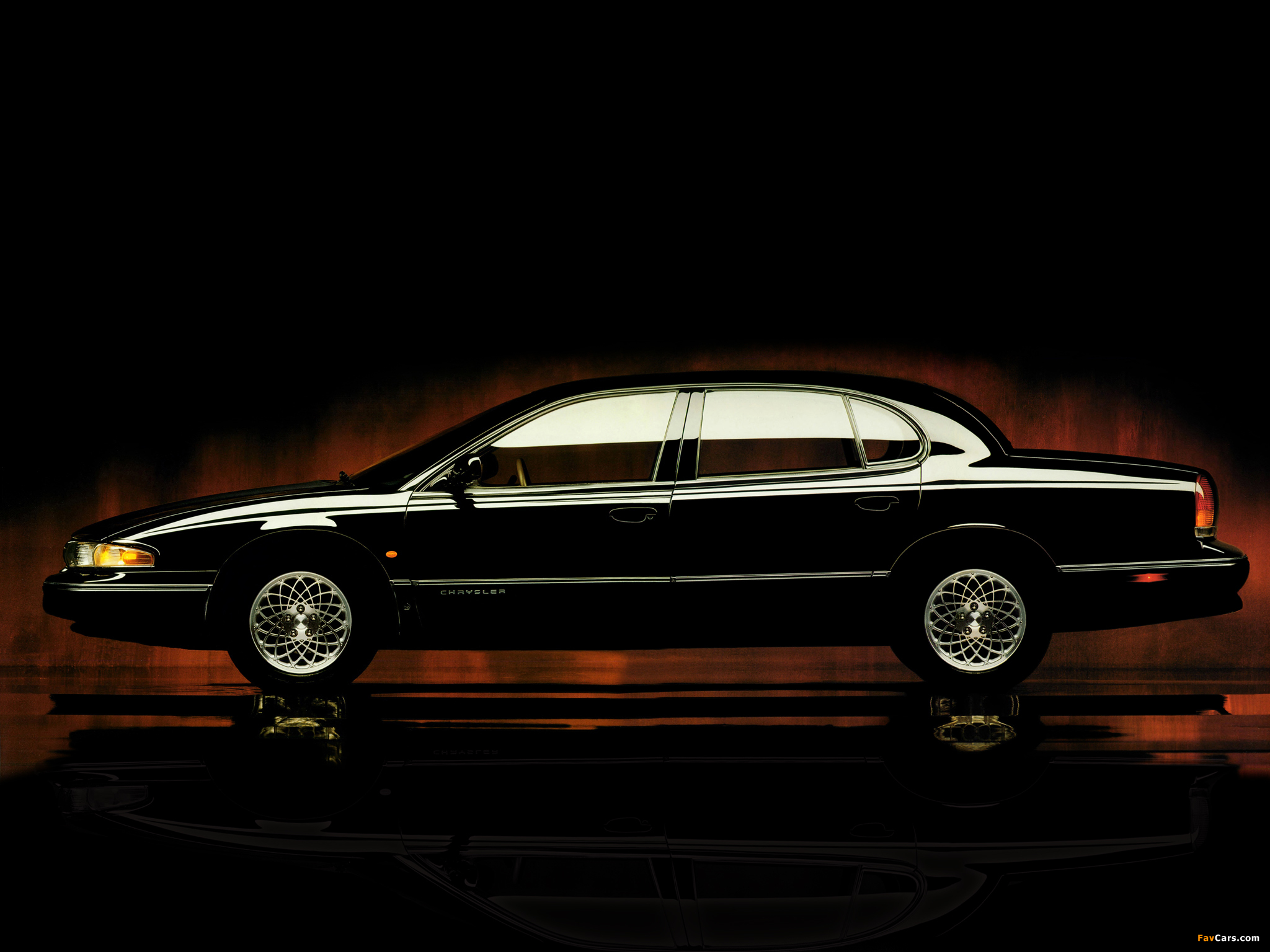 1994 Chrysler New Yorker #19
