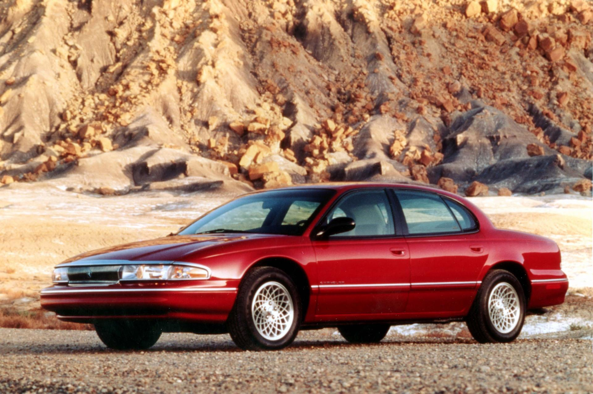 1994 Chrysler New Yorker #16