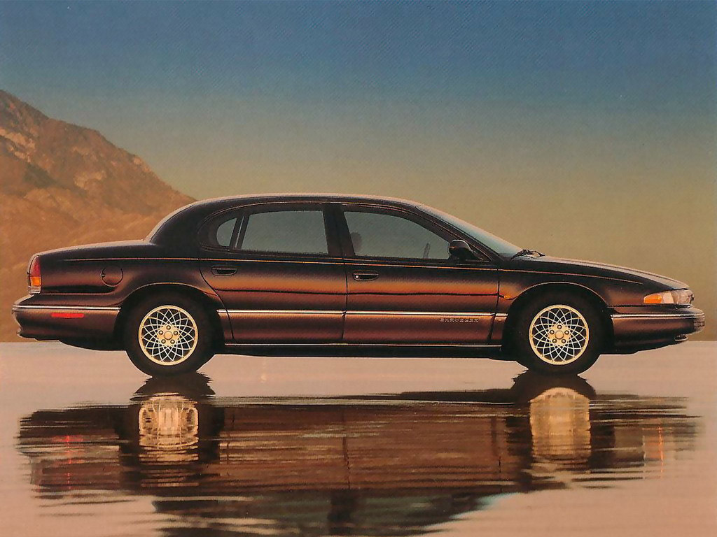 1994 Chrysler New Yorker #17