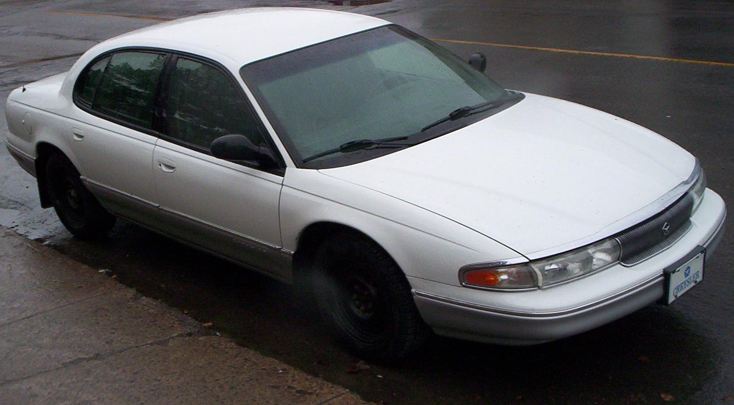 1994 Chrysler New Yorker #18