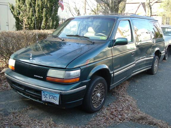 1994 Chrysler Town And Country #15