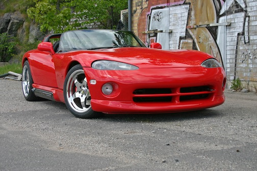 1994 Chrysler Viper #26
