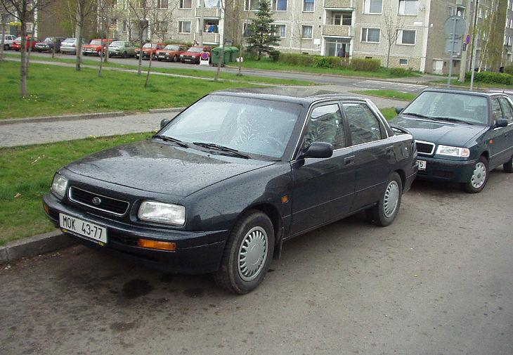 1994 Daihatsu Applause #17