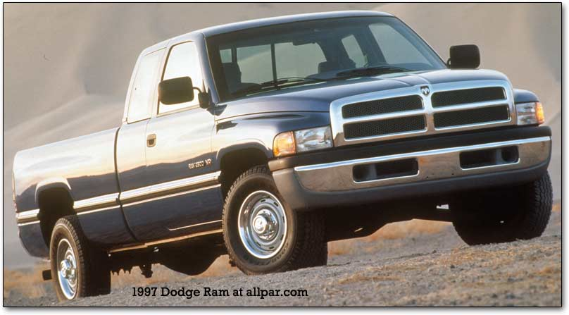 1994 Dodge Ram Pickup 2500 4 Bestcarmag Com