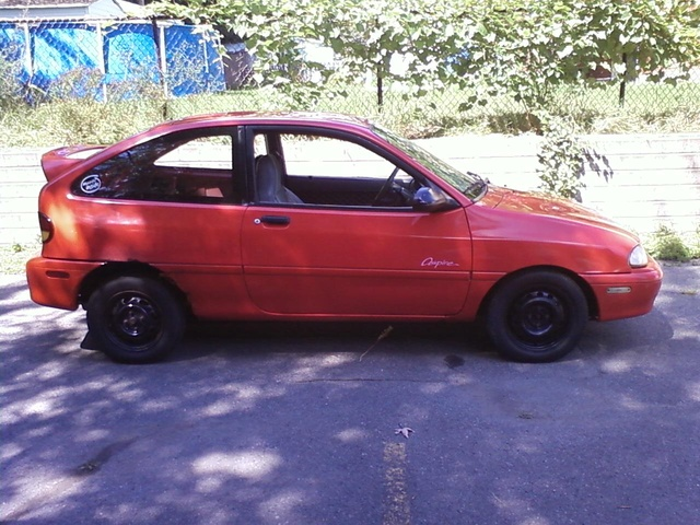 1994 Ford Aspire #18