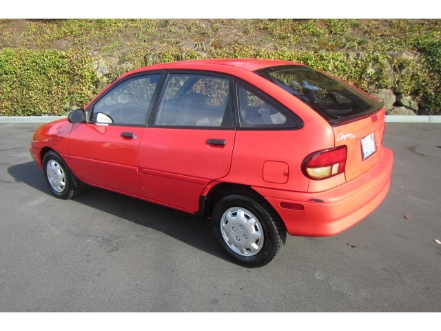 1994 Ford Aspire #19