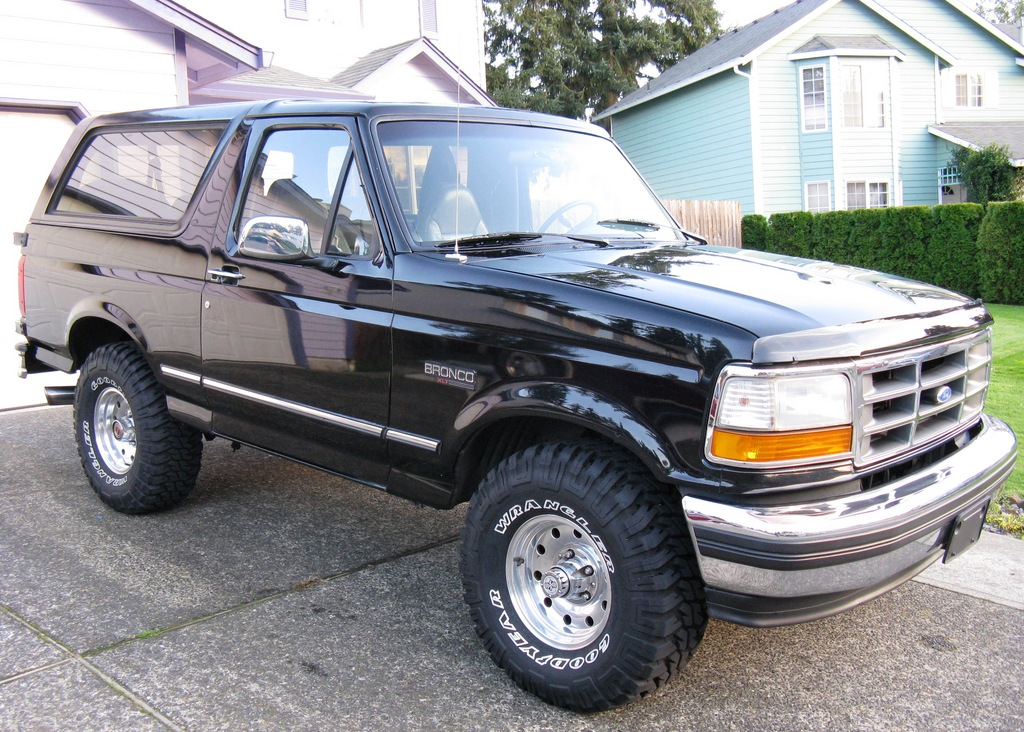 1994 Ford Bronco #19