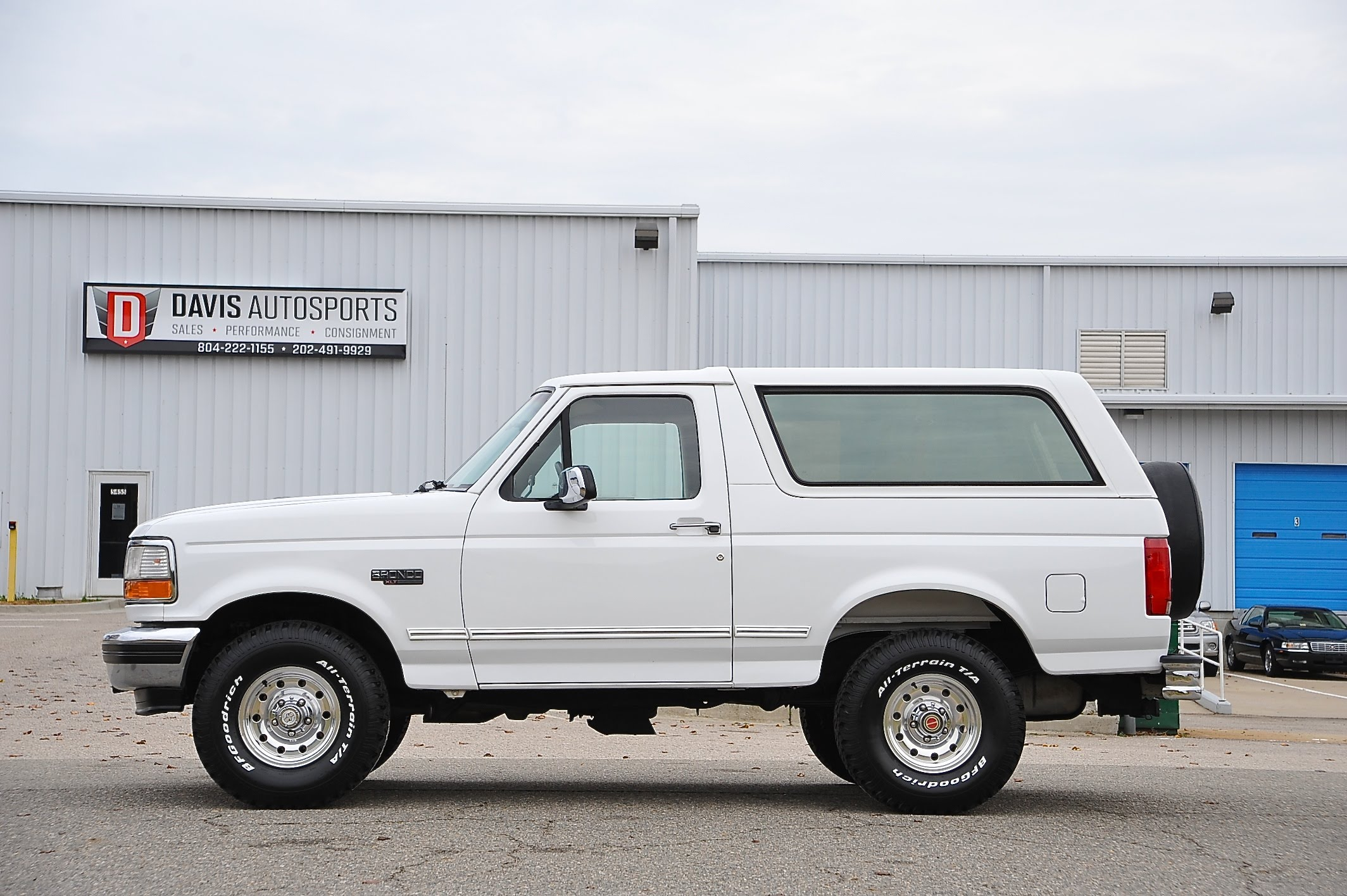 1994 Ford Bronco #17